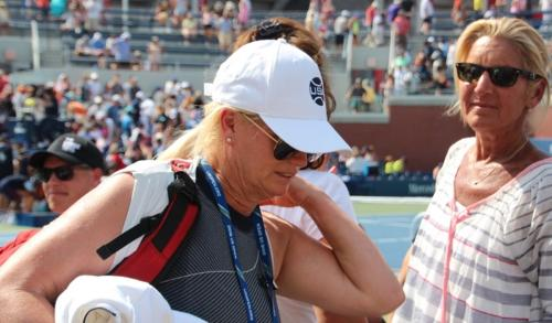Coco's mom and FedCup captain